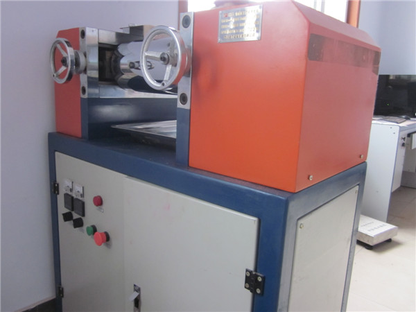 Double-roller Plastic Mixing Mill